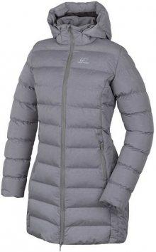 Hannah Dámský kabát Elice II Shine Drizzle 10000180HHX 36