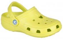 Coqui Dětské pantofle Big Frog 8101 Citrus 100969 28-29