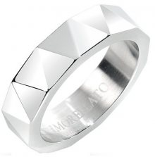 Morellato Ocelový prsten Love Rings SSI02 52 mm