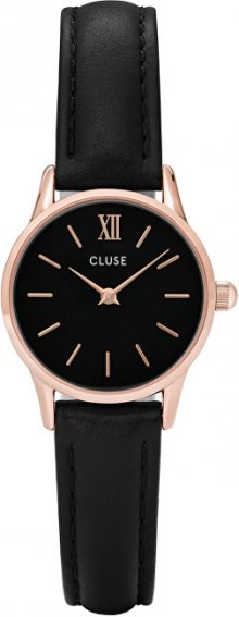 Cluse La Vedette Rose Gold Black/Black CL50011