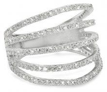 Brilio Silver Stříbrný prsten se zirkony 31G3098 54 mm