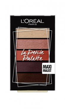 L´Oréal Paris Paletka očních stínů La Petite Palette 5 x 0,8 g Maximalist