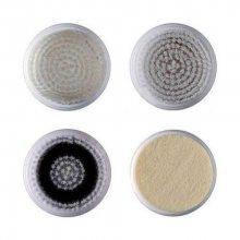 Bellissima Náhradní sada 4 hlavic pro Sónický vibrační kartáček na čištění a revitalizaci pleti 5097 (Refill Kit 5124)
