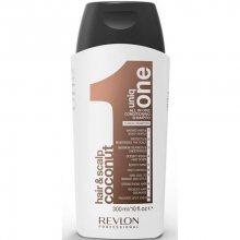 Uniq One Kokosový posilující šampon Uniq One (All In One Conditioning Shampoo Coconut) 300 ml