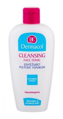 Dermacol Osvěžující pleťové tonikum pro normální a smíšenou pleť (Cleansing Face Tonic) 200 ml