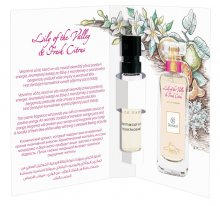 Dermacol Lily of the Valley and Fresh Citrus parfémovaná voda unisex 2 ml