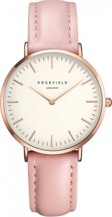 Rosefield The Tribeca White-Pink-Rosegold