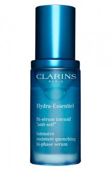Clarins Osvěžující lehké sérum Hydra Essentiel (Bi-Phase Serum) 30 ml