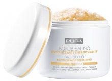 Pupa Revitalizační, energizující peeling s obsahem soli Home Spa (Revitalizing Energizing Salt Scrub) 350 g