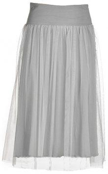 Deha Dámská sukně Side Knotted Skirt B74055 Pearl Gray S