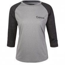 Dakine Dámské triko 3/4 Raglan Tech T 10001871-W19 Heather Dark Grey XS
