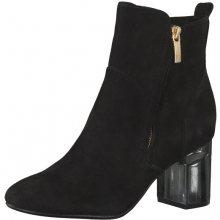 Tamaris Dámské kotníkové boty 1-1-25301-21-001 Black 37