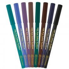 Dermacol Dřevěná tužka na oči 12H (True Colour Eyeliner) 2 g č.1 Turquoise