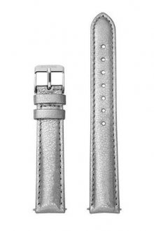 Cluse Řemínek Minuit Silver Metallic/Silver CLS358