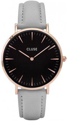 Cluse La Bohème Rose Gold Black/Grey CL18018