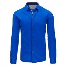 Pánská stylová košile světle modrá