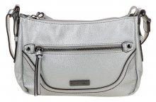 Tamaris Dámská crossbody kabelka Mei Crossbody Bag 2757182-941 Silver