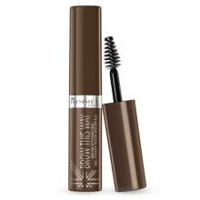 Rimmel Řasenka pro úpravu obočí Brow This Way (Brown Styling Gel) 5 ml 002 Medium Brown