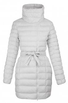 LOAP Dámský kabát do města Ikona Nim Cloud šedá CLW1786-V67T XL