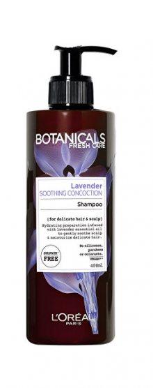 Loreal Paris Šampon pro citlivou pokožku hlavy Botanicals Lavender (Shampoo) 400 ml