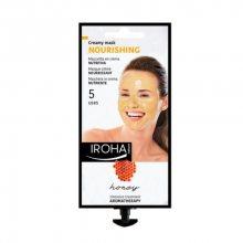 Iroha Vyživující aromaterapeutická krémová maska s medem (Nourishing Creamy Mask Honey) 25 g