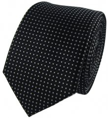 N.Ties Hedvábná kravata KRHZAKU009