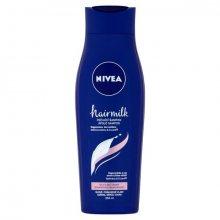 Nivea Pečující šampon pro jemné vlasy Hairmilk (Care Shampoo) Mini 50 ml