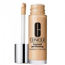 Clinique Lehký hydratační make-up a korektor v jednom (Beyond Perfecting Foundation + Concealer) 30 ml 04 Creamwhip