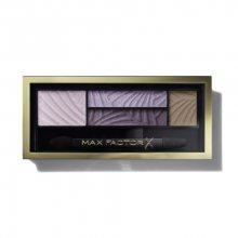 Max Factor Smokey Eye Drama Kit paletka očních stínů a stínů na obočí s aplikátorem 1 Opulent Nudes 1,8 g