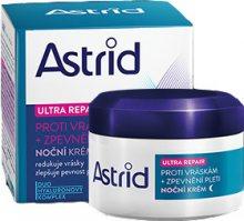 Astrid Zpevňující noční krém proti vráskám Ultra Repair 50 ml