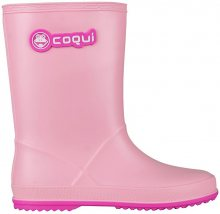 Coqui Dětské holínky Rainy 8506 Pink/Fuchsia 102472 30