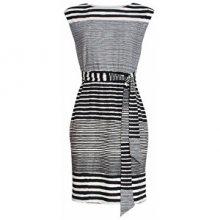 Smashed Lemon Dámské krátké šaty Black 18041/02 S