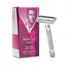 Men Rock Tradiční holicí strojek (The Double Edge Razor)