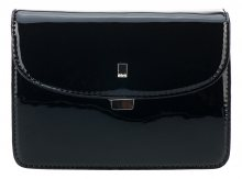 David Jones Dámská crossbody kabelka Black CM4024