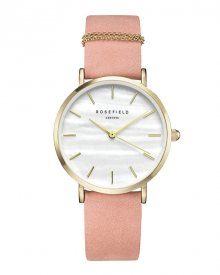Rosefield The West Village Pink Gold