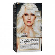 L\'Oréal Préférence Blondissimes barva na vlasy extreme platinum absolutní platinová