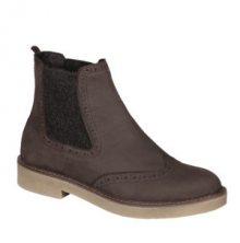 Scholl Dámské kotníkové boty Rudy Memory Cushion Dk Brown F272921019 37