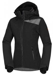 Northfinder Dámská lyžařská softshellová bunda Kelsey Black BU4401SNW-269 S