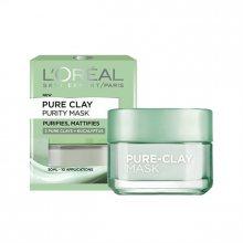 L´Oréal Paris Čisticí zmatňující maska Pure Clay (Purity Mask) 50 ml