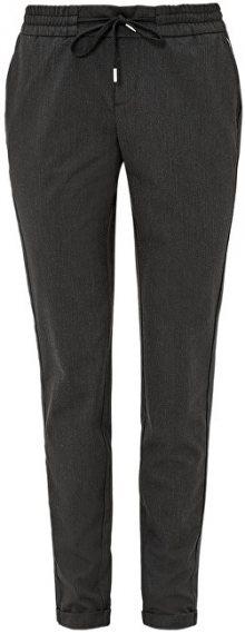 s.Oliver Dámské kalhoty délka 34 14.710.73.2154.99G0.34 Dark Grey 42