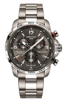 Certina SPORT COLLECTION - DS PODIUM Chrono - Quartz C001.647.44.087.00