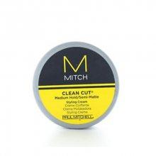 Paul Mitchell Polomatný stylingový krém na vlasy Mitch (Clean Cut - Med Hold Styling Cream) 85 ml