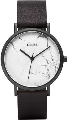 Cluse La Roche Full Black White/Marble CL40002