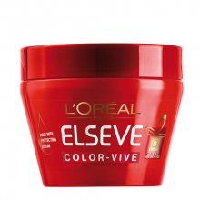 L´Oréal Paris Maska na barvené vlasy Elseve Color Vive (Mask With Protecting Serum) 300 ml