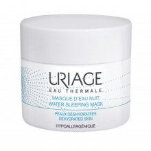 Uriage Intenzivně hydratační pleťová maska na noc (Water Sleepping Mask) 50 ml