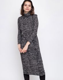 Friday\'s Project Recycled ribbed dress Grey Melange M