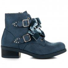 IDEAL Dámské kotníkové boty C-7101DE.BL