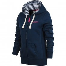 Brakeburn Striped Hood Zip modrá S