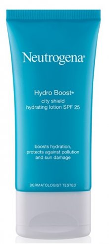 Neutrogena Hydratační pleťový krém SPF 25 Hydro Boost (City Shield Hydrating Lotion SPF 25) 50 ml