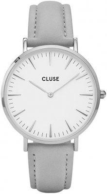 Cluse La Bohème Silver White/Grey CL18215